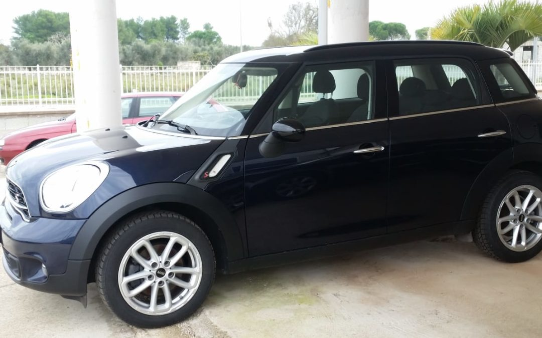 Mini Countryman Cooper Sd 2.0